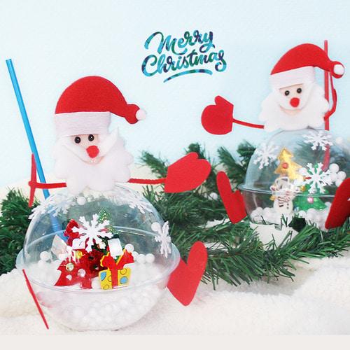 눈 내리는 산타마을