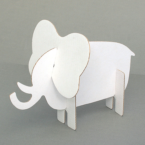 종이동물조립,동물퍼즐,동물만들기,종이만들기,반제품,종이,종이퍼즐,골판지,골판지동물,종이반제품,코끼리,코끼리만들기