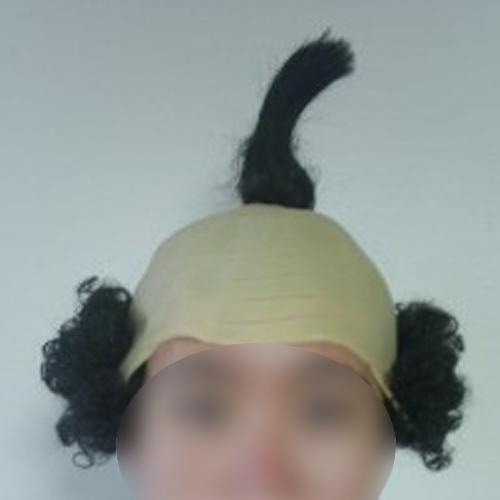대머리(꼭지)가발