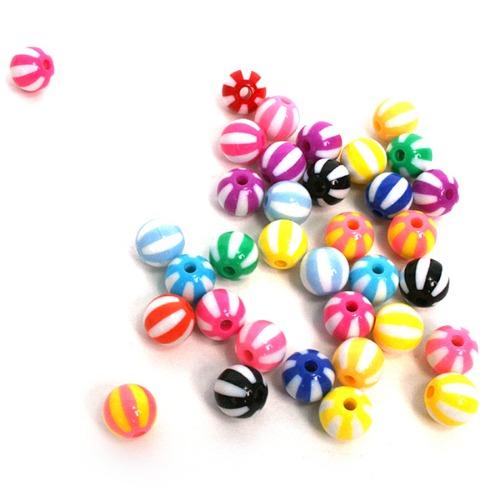 원형비즈,줄무늬비즈,팔찌재료,목걸이재료,비즈공예,팔찌만들기,악세사리만들기