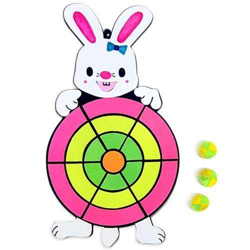 동물 다트 토끼