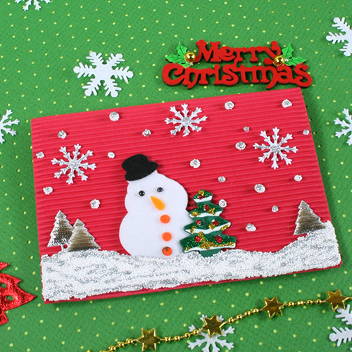 카드만들기,크리스마스카드만들기