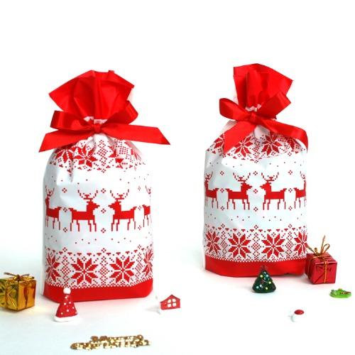 크리스마스 선물주머니(10매)